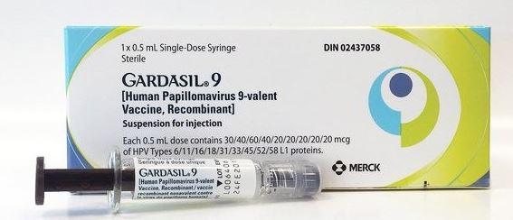 gadasil vaccine